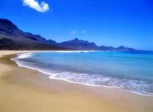Fuerteventura, playa
